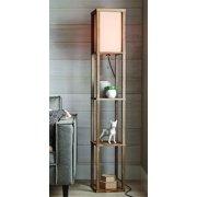 Shelf Floor Lamps