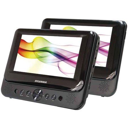 Sylvania Wireless Tv (Sylvania Sdvd8739 7