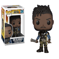 Funko POP Marvel: Black Panther- Erik Killmonger