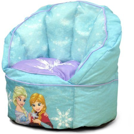 Disney Frozen Sofa Bean Bag Chair with (Best Disney Frozen Beach Chairs)