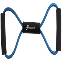 ProsourceFit Toner Resistance Band Figure 8 Heavy Duty Workout Tube for Upper & Lower Body Exercise