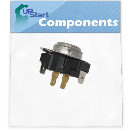 Replacement Fixed Thermostat 3387134, WP3387134, 2011, 306910, 3387135, 3387139, WP3387134VP for Kenmore 11096591440 Dryer - image 4 de 4