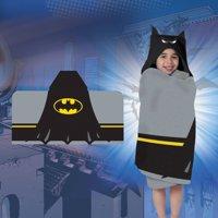 DC Comics Batman Hooded Bath Towel