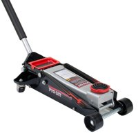 Pro-Lift G-737 Speedy Lift Garage Jack, 3.5-Ton Capacity, Gray