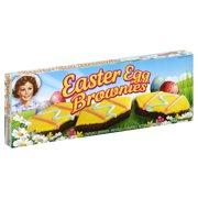 Little Debbie Family Pack Easter Egg Brownies Snack Cakes, 9.2 oz