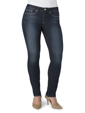 Signature by Levi Strauss & Co. Women's Totally Shaping Skinny Jeans