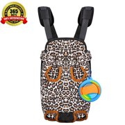 41f80477668c WALFRONT Pet Carrier Backpack for Small Dog Cat Puppy