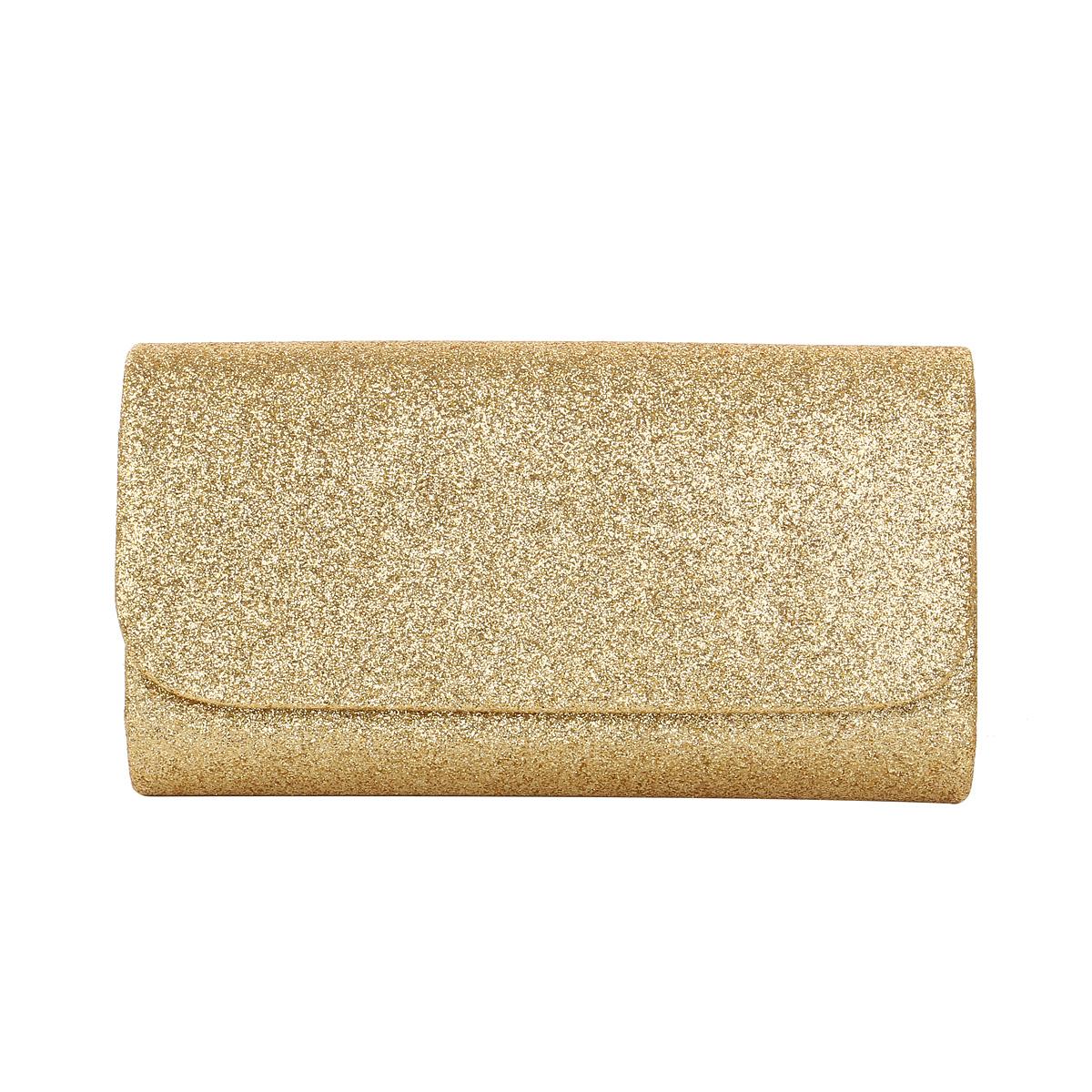 Gold Clutch Purses