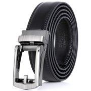 a9acdb24438f Gallery Seven Leather Ratchet Belt For Men - Adjustable Click Belt