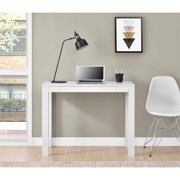 Mainstays Parsons Office Desk with Drawer, Multiple Colors