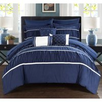 Chic Home Wanda 10-Piece Bed in a Bag Comforter Set