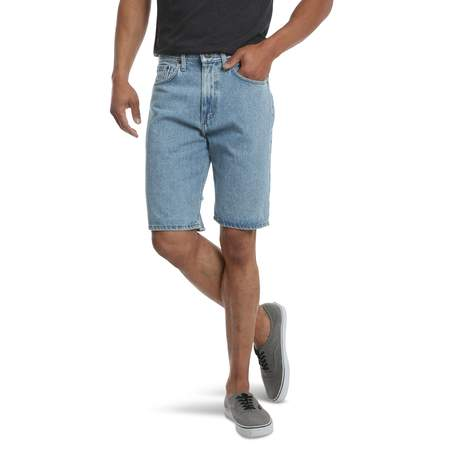 Wrangler Men's 5 Pocket Denim - Wrangler Indigo Shorts