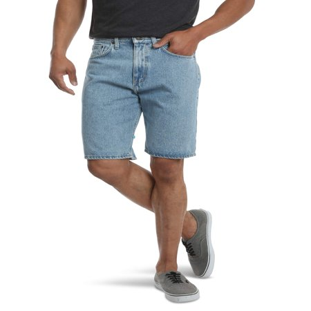 Wrangler Men's 5 Pocket Denim Short Denim Five Pocket Shorts