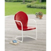 Mainstays Retro C-Spring Outdoor Motion Chair