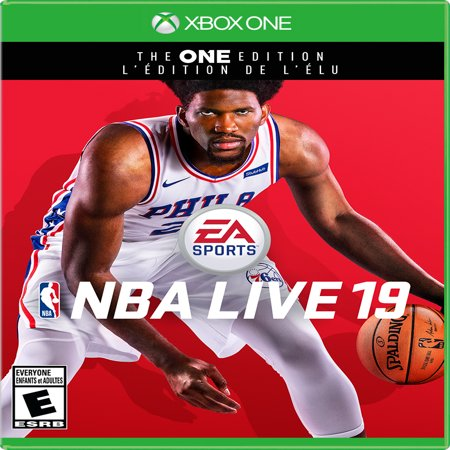 NBA LIVE 19, Electronic Arts, Xbox One, (Cheapest Place To Get Xbox Live Gold)