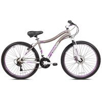 "Genesis 26"" Women's, Whirlwind Mountain Bike, Gray"