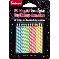 (6 Pack) Relight Birthday Candles