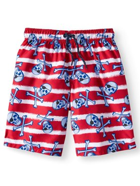 Boys Swim Trunk (Little Boys & Big Boys)