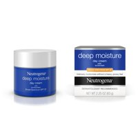 Neutrogena Deep Moisture Day Cream with SPF 20 & Vitamin D3, 2.25 oz