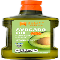 BetterBody Foods Naturally Refined Avocado Oil 33.8oz, 1Liter