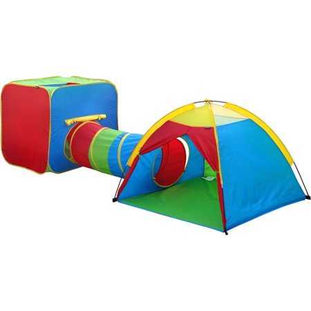 Red Play Tent - GigaTent The Fun Hub Play Center