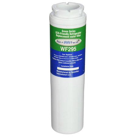 Green Water Filter (AquaFresh WF295, Maytag UKF8001, EDR4RXD1 Comparable Refrigerator Water Filter )