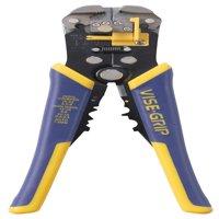 """IRWIN VISE-GRIP 2078300 8"""", Self-Adjusting Wire Stripper"""