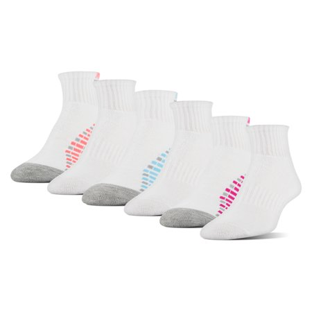 - Women's Maxcushion Ankle Socks, 6 Pairs