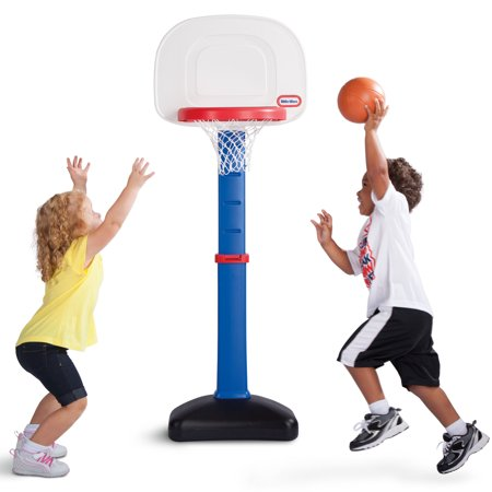 Basketball Hoop For Kids (Little Tikes TotSports Easy Score Toy Basketball)