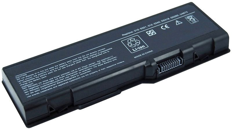 9400 Electronic - Superb Choice 9-cell Dell Inspiron 6000 9200 9300 9400 E1705 U4873 Laptop Battery