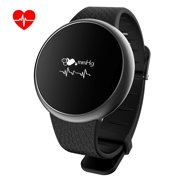 Image Waterproof Fitness Tracker Watches Activity Tracker With Heart Rate Monitor Blood Pressure