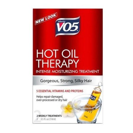Alberto VO5 Hot Oil Therapy Conditioning Treatment 2-0.5 Fl Oz