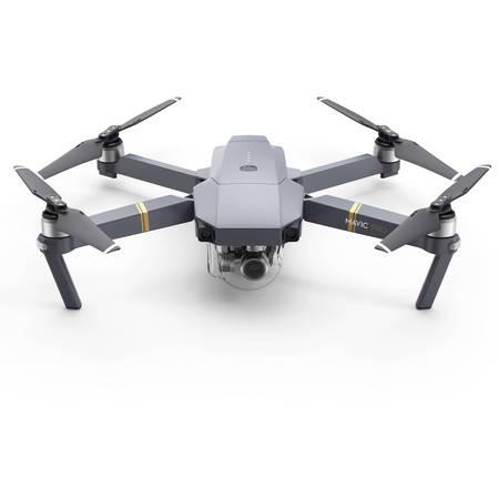 Mavic Crosstrail Disc - Dji Mavic Pro Quadcopter Drone With Remote Controller, Gray