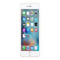 "Apple iPhone 6S - Smartphone - 4G LTE Advanced - 16 GB - CDMA / GSM - 4.7"" - 1334 x 750 pixels (326 ppi) - Retina HD - 12 MP (5 MP front camera) - refurbished - Grade C - gold"