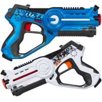 Best Choice Products Kids Laser Tag Set w/ Multiplayer Mode, 2 Pack