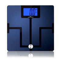 Easy@Home Digital Smart Body Fat Scale, Bluetooth connection with Free iOS and Android App, WCF351BT