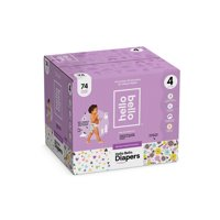 Hello Bello Diapers Club Box - Be Still my Hearts/Spring Blooms - (Choose your size)