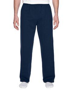Fruit of the Loom Adult 7.2 oz. SofSpun® Open-Bottom Pocket Sweatpants