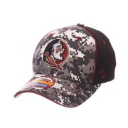 official photos 74b91 4f685 Zephyr Youth FSU Florida State University Hat Snapback Digi Camo Cap