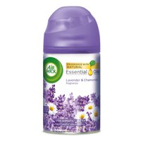 (2 pack) Air Wick Freshmatic Refill Automatic Spray, Lavender & Chamomile, 6.17oz, Air Freshener