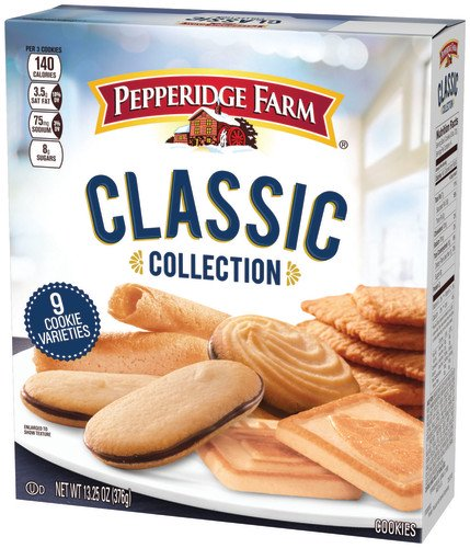 Pepperidge Farm Classic Collection Cookies, 13.25 oz. (Best Classic Christmas Cookies)
