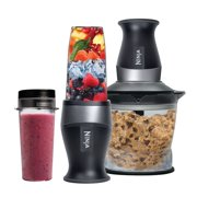 Nutri Ninja 2-in-1 Blender, Qb3000