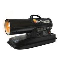 Mr. Heater MH75KTR Forced Air Kerosene Heater, 75000 BTU