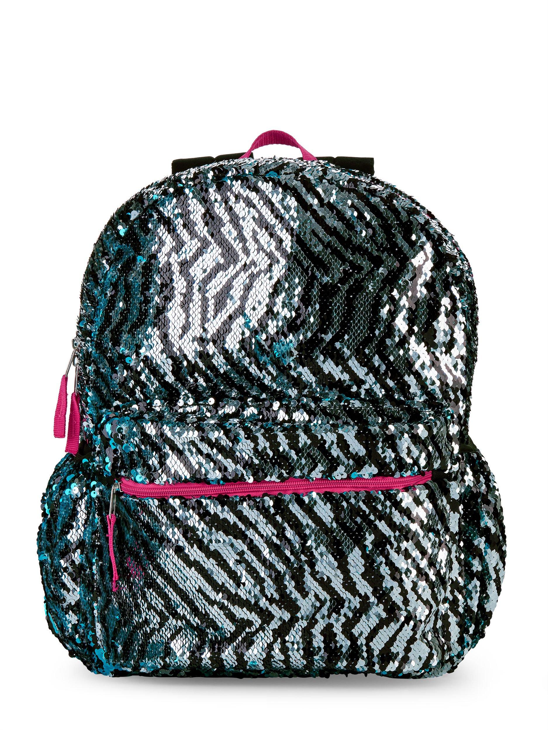 Wonder Nation Zebra Stripes Backpack