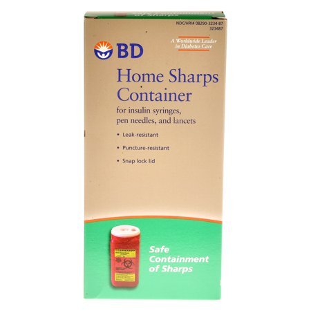 BD, Home Sharps Container