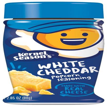 (2 Pack) Kernel Season's White Cheddar Popcorn Seasoning 2 Ounce Seasoning Injector
