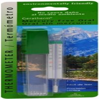 Geratherm Mercury-Free Oral Thermometer