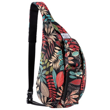 Sling Backpack - Rope Bag Crossbody Backpack Travel Multipurpose Daypacks for Men Women Lady Girl