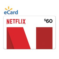 Netflix $60 Gift Card (Email Delivery)