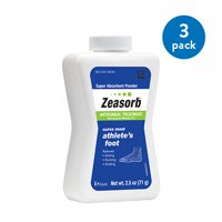 Zeasorb AF 2.5 oz. Athlete's Foot Super Absorbent Powder